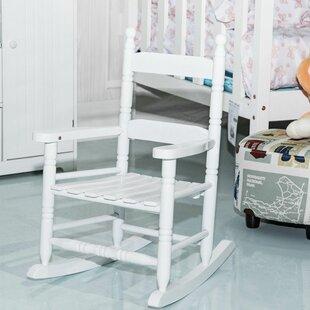 Harriet Bee Bud Kid Rocking Chair