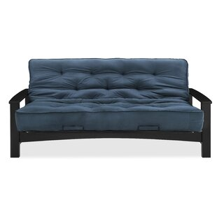 Mccalla Futon and Mattress by Red Barrel ..