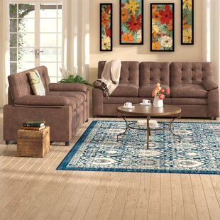 Debbie 2 Piece Living Room Set by Andover Mills