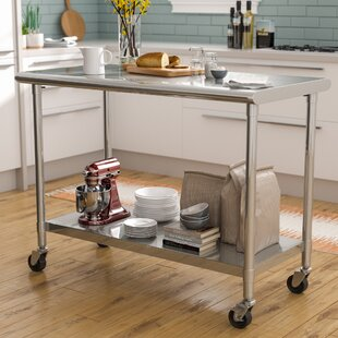 Prep Table Stainless Steel