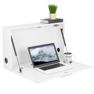 Desk With Drop Down Keyboard Wayfair