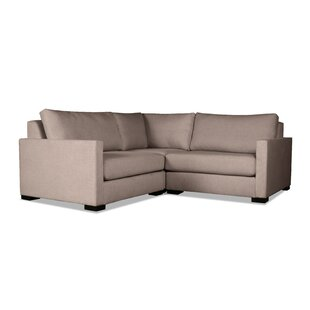 Secrest Plush Deep Modular Sectional