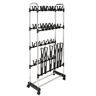 48 Pair Shoe Rack By Honey Can Do