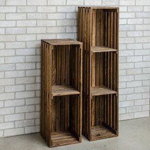 3 Shelf Cabin Lodge Standard Bookcases You Ll Love In 2021 Wayfair