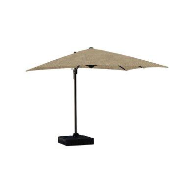 Jarod Lava 10 Square Cantilever Sunbrella Umbrella by Longshore Tides New