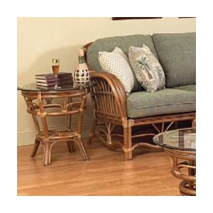 Antigua End Table by Boca Rattan