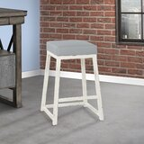 Courter Bar & Counter Stool by Rosecliff Heights