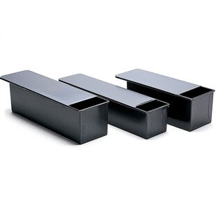 Bread Pan with Lid