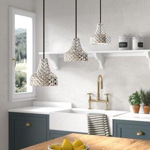 Orofino 3-Light Cluster Pendant by Laurel Foundry Modern Farmhouse