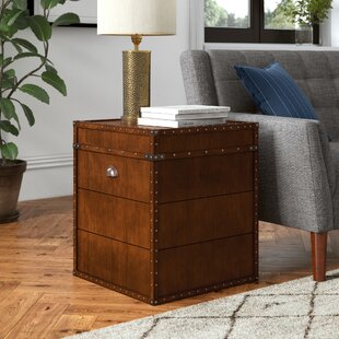 Steamer Side Table By Union Rustic