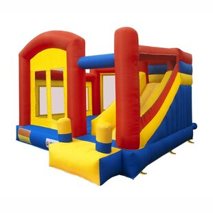 ALEKO Large Inflatable Bounce House