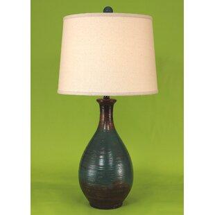 Rustic Living Ridged Tear Drop 29.5 Table Lamp