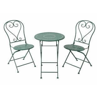 Bovery 2 Seater Bistro Set By Butlers