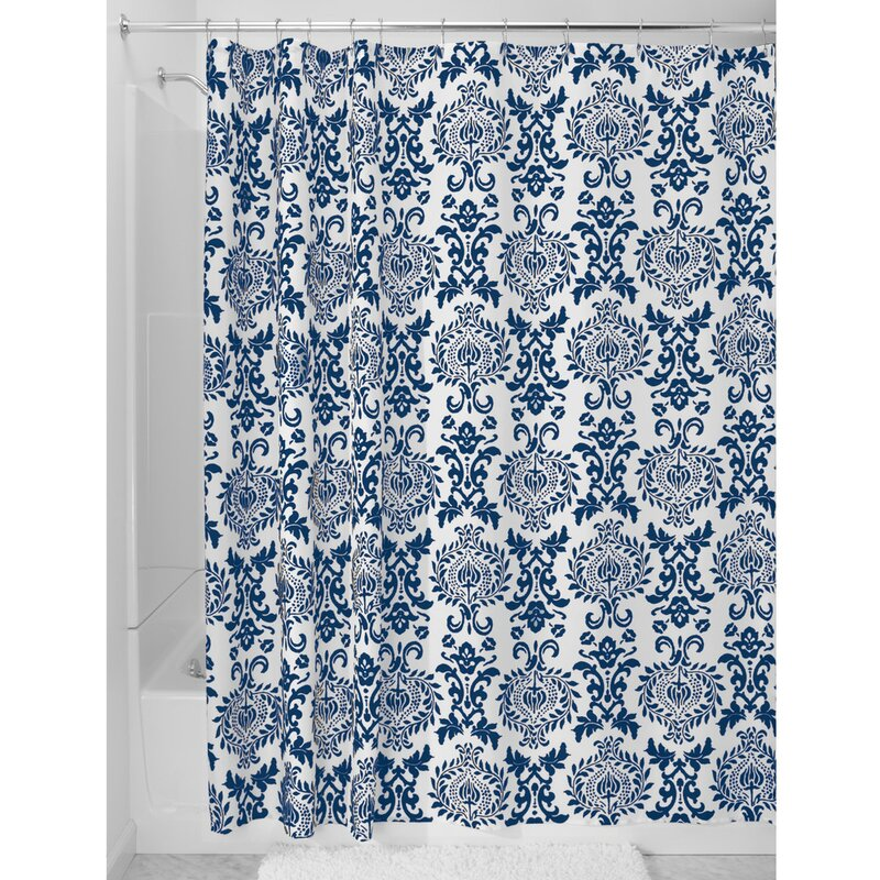 InterDesign Damask Shower Curtain Reviews