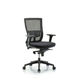 Symple Stuff Emma Modern Desk Height Ergonomic Office Chair
