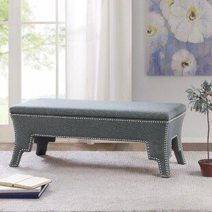 Alcott Hill Unadilla Upholstered Storage Bench