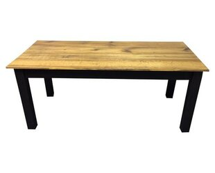 Solid Wood Dining Table Ezekiel and Stearns