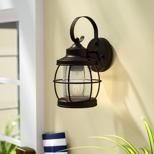 Graydon 1-Light Outdoor Wall Lantern