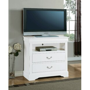 Wysocki 2 Drawer Media Chest