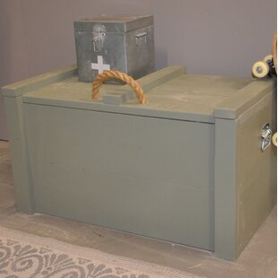 Manufactured Wood Box By Breakwater Bay