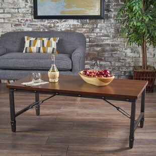 Bertha Coffee Table by Williston Forge