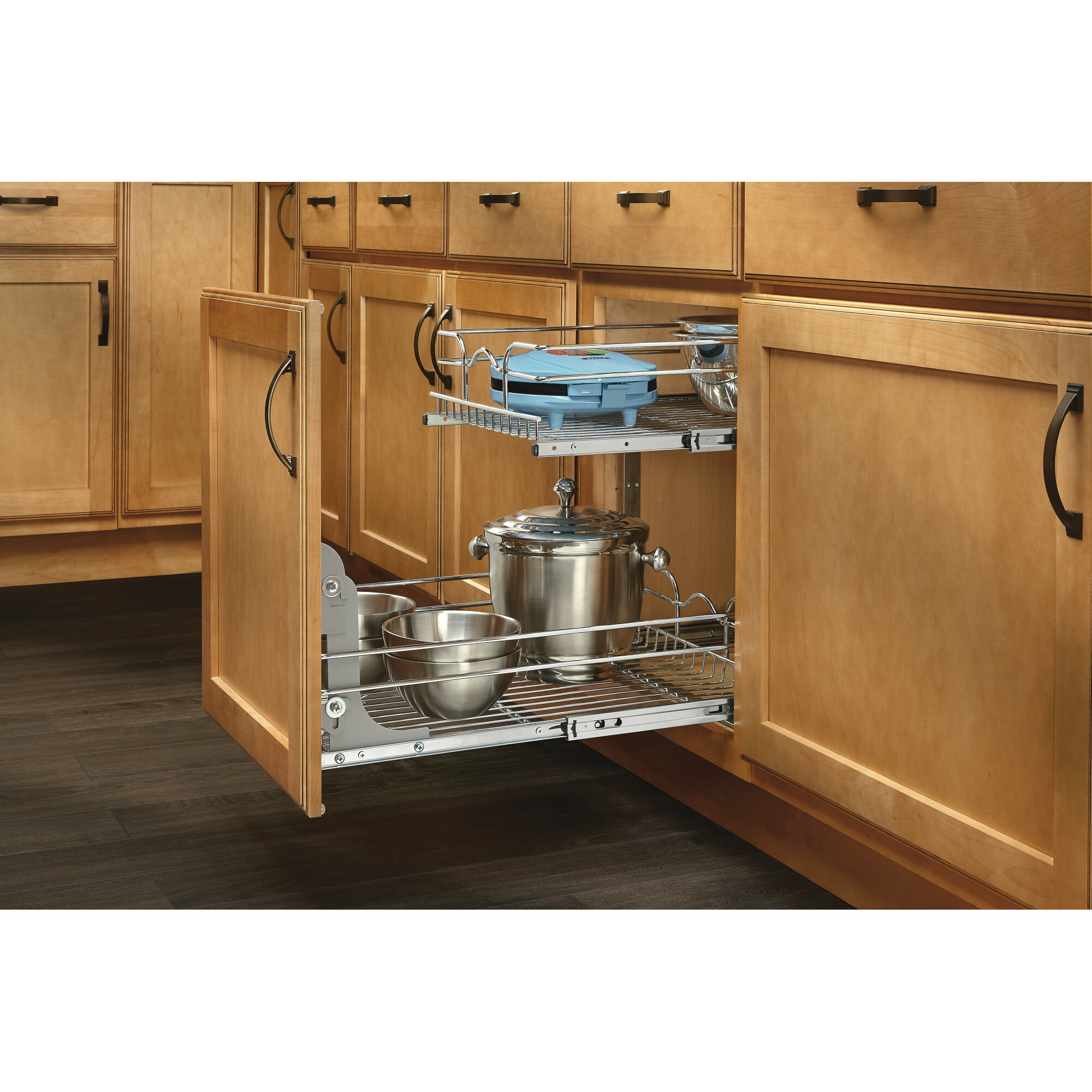 Pull Out Cabinet Organizers