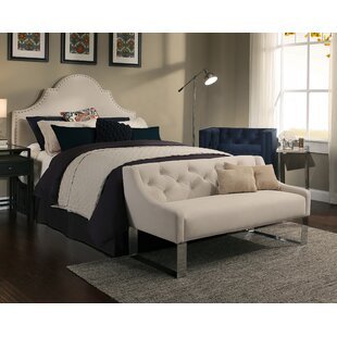 Stephanie Upholstered Storage Platform Bed