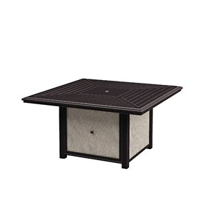 Topps Aluminum Propane Fire Pit Table by Canora Grey #1