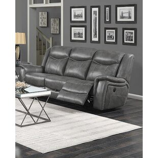 Shop Erico Motion Reclining Sofa by Latitude Run