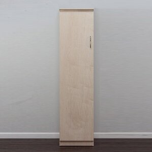 Gothic Furniture Flat Iron Shoe Storage Cabinet