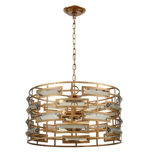 Mercer41 Alida 5-Light Pendant