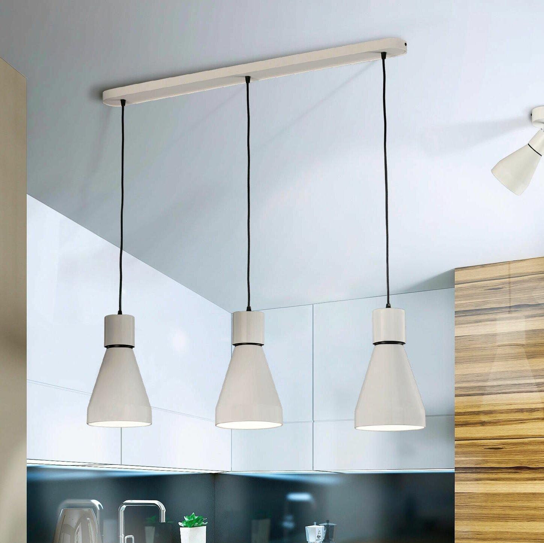 Brayden Studio Stanton 3-Light Kitchen Island Pendant | Wayfair