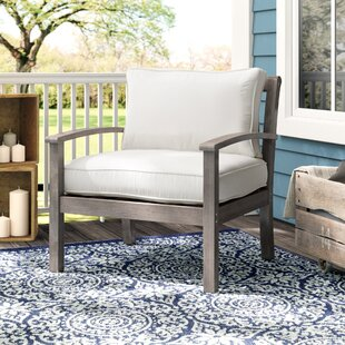 Rossi Patio Chair with Cushions