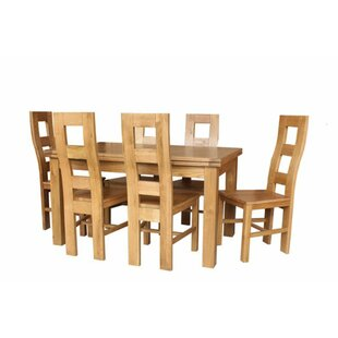 Carbajal Solid Wood Dining Chair (Set of ..