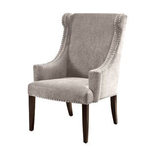farley high back wingback chair