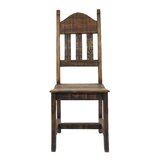 Fresno Solid Wood Dining Chair by Millwood Pines