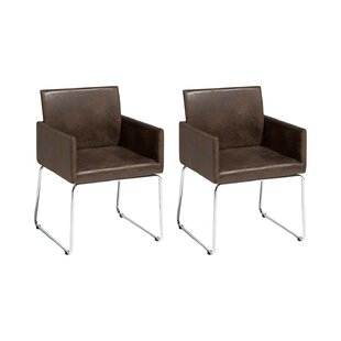 Wieland Upholstered Dining Chair (Set Of 2) By Brayden Studio