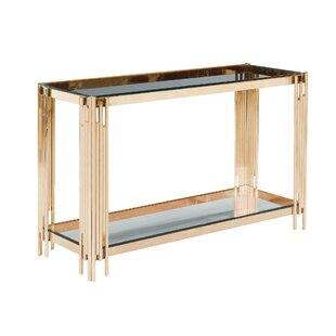 Orren Ellis Cliffo 2-Tier Console Table