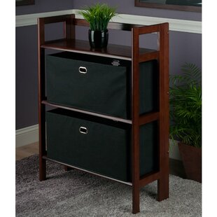 Tinoco Folding Standard Bookcase