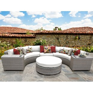 Searching for Meeks 6 Piece Sectional Seating Group with Cushions Price Check