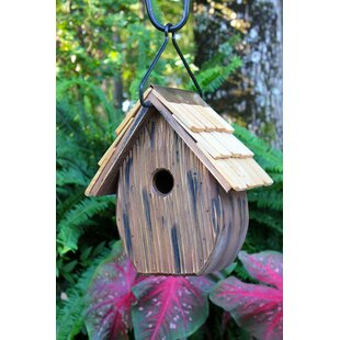 Heartwood Windy Willows 11 in x 10 in x 6 in Birdhouse