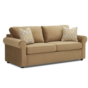 Shop Meagan Inner Spring Sofa Bed by Wayfair Custom Upholstery™