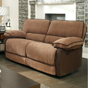 Great Price Denitze Reclining Loveseat by Hokku Designs Reviews (2019) & Buyer's Guide