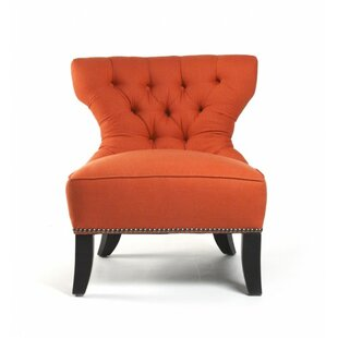 Canora Grey Dowsett Paprika Side Chair
