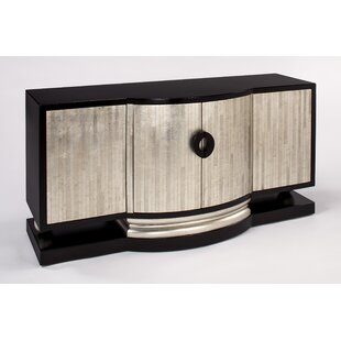 4 Door Accent Cabinet by A..