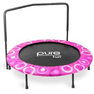 Pure Fun Kids 4' Round Trampoline