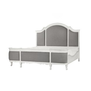 Zeke Upholstered Panel Bed