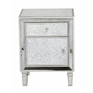 Hermilda 1 Door Accent Cabinet by House of Hampton
