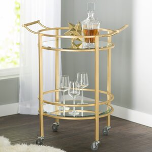 Daniels Bar Cart by Willa Arlo Interiors