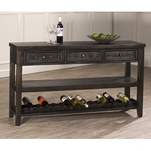 Campbell Hill Tabletop Wine Rack by Loon ..